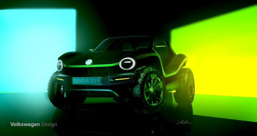 Car News | Volkswagen creates battery Buggy for Geneva | CompleteCar.ie