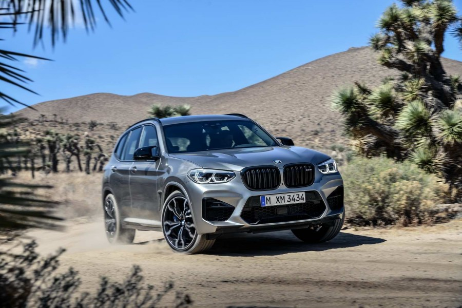 Car News | BMW X3 M: full details, specs and images | CompleteCar.ie