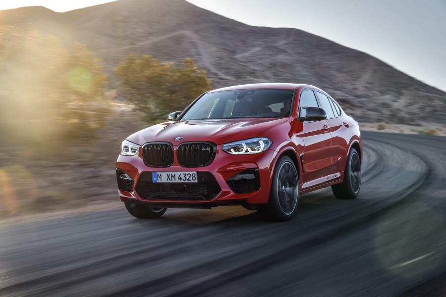 Car News | BMW X4 M: full details, specs and images