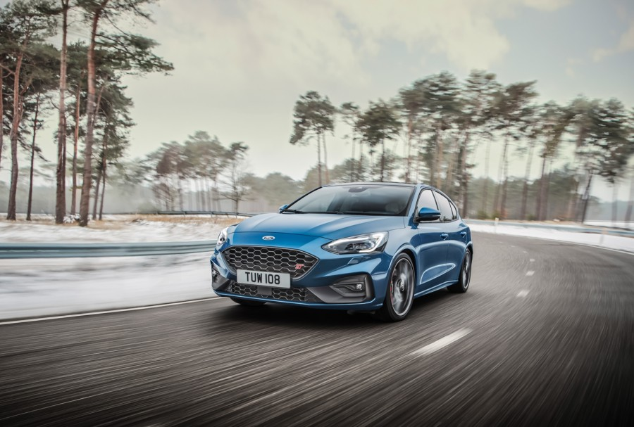 Car News | New Ford Focus ST on the way