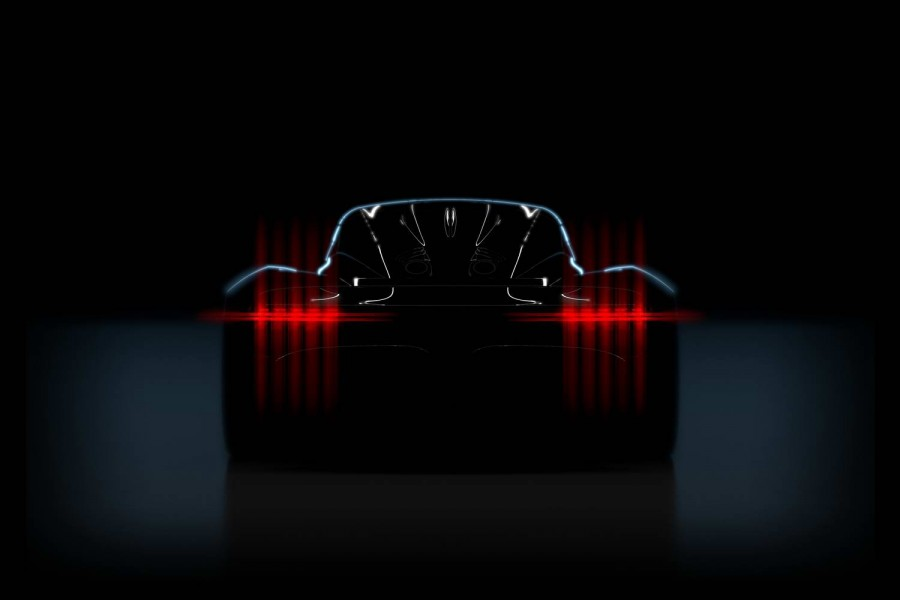 Car News | Aston Martin previews Geneva hypercar