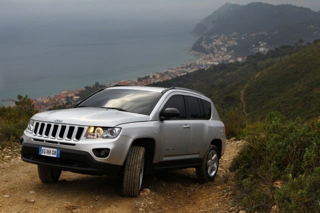 Car News | New Jeep Compass set to take on Qashqai | CompleteCar.ie