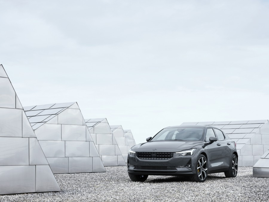 Car News | Polestar 2 revealed | CompleteCar.ie
