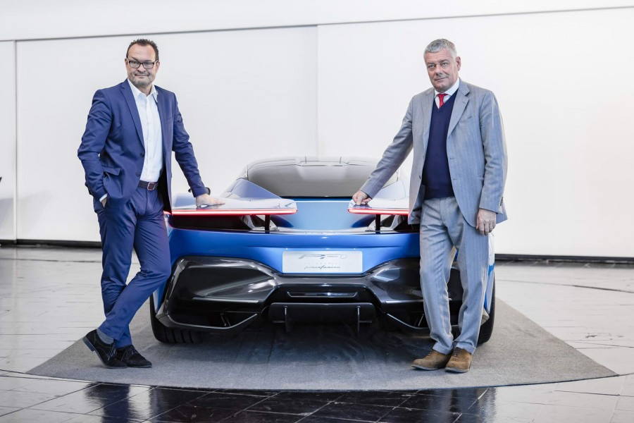 Car News | Automobili Pininfarina Battista at Geneva | CompleteCar.ie