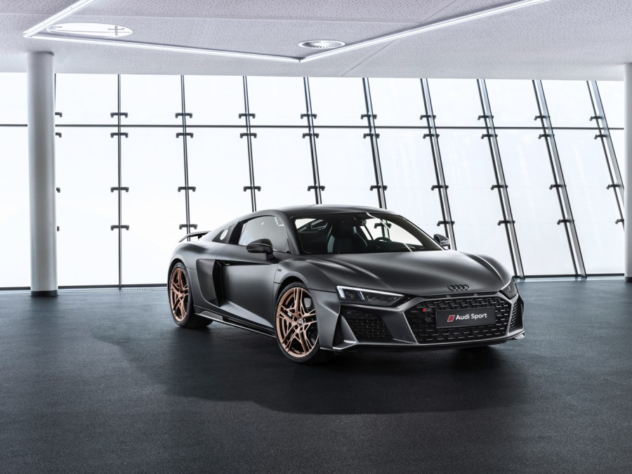 Car News | Audi R8 V10 Decennium