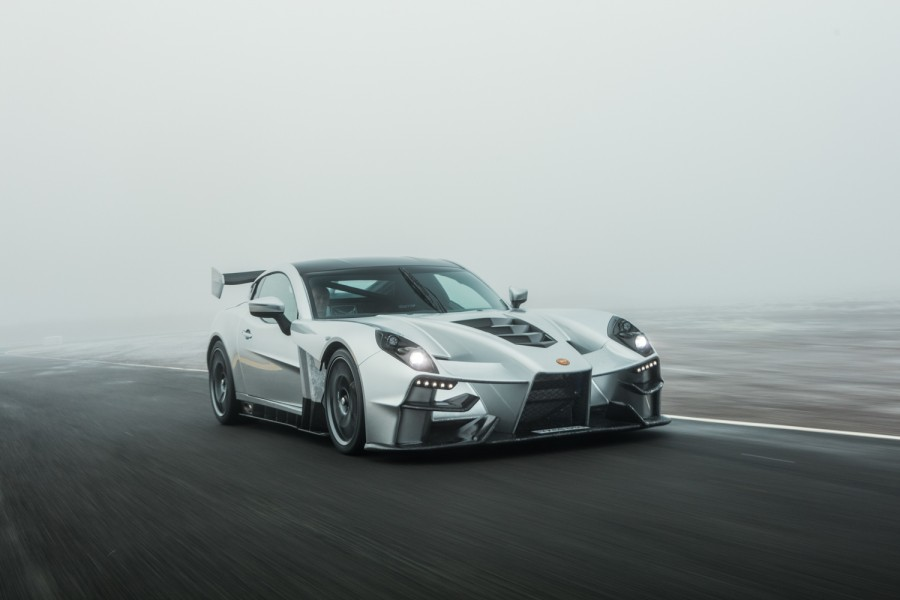 Car News | Ginetta reveals monster-looking supercar | CompleteCar.ie