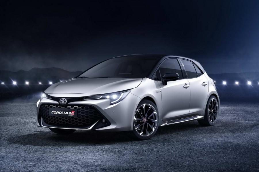 Car News   Toyota shows Corolla GR Sport in Geneva   CompleteCar.ie