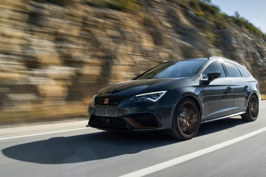 Car News | Leon ST estate goes full Cupra R