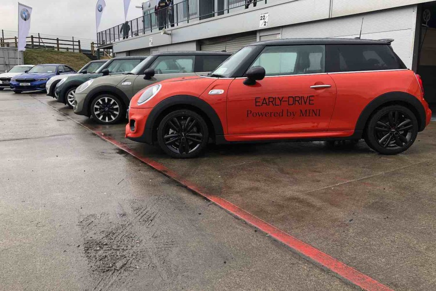 Car News | MINI Ireland backs Mondello Early-Drive programme
