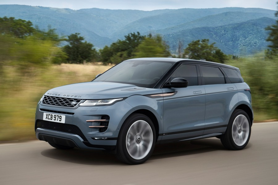 Pricing revealed for new Range Rover Evoque