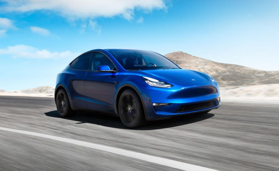 Car News | Tesla Model Y debuts