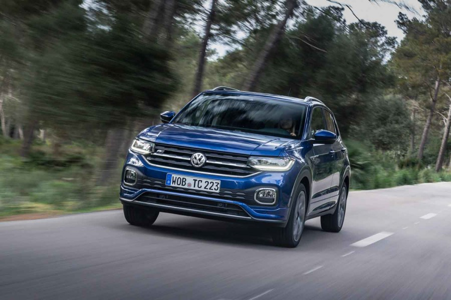 Car News | Volkswagen T-Cross Irish prices announced