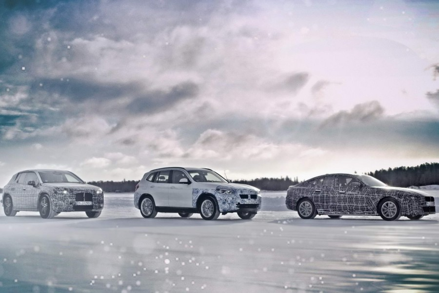 Car News | BMW teases next-generation electric vehicles | CompleteCar.ie
