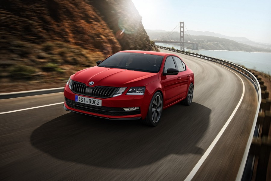 Car News | Skoda adds Sportline variant to Octavia range | CompleteCar.ie