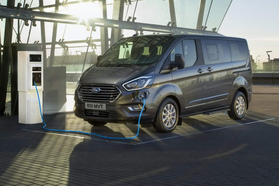 Ford plans electric car and van offensive