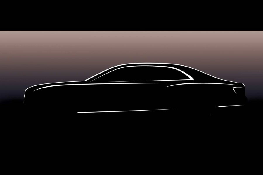 Car News | Bentley teases next Flying Spur