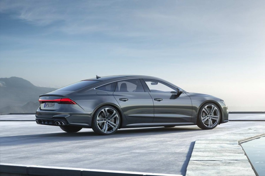 Car News | Audi S7 Sportback TDI gallery
