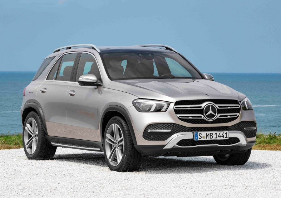 New Mercedes GLE launched in Ireland - car and motoring news by