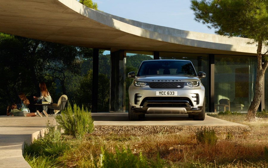 Car News | Land Rover Discovery Landmark Edition