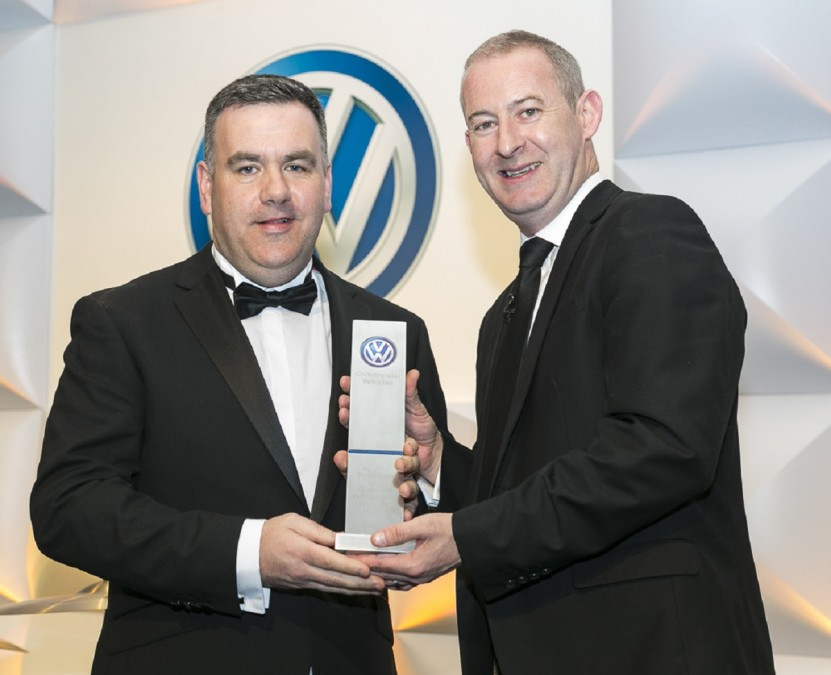 Top award for Bradys Arva dealership