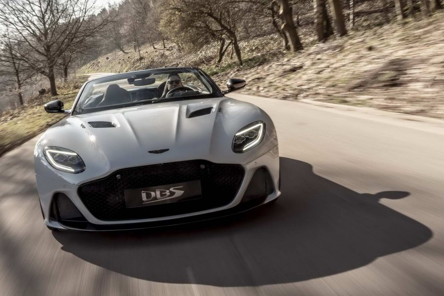 Car News | Aston opens up DBS Superleggera | CompleteCar.ie