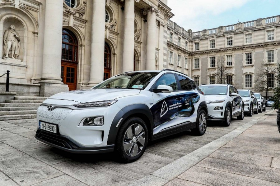 Car Industry News | Inland Fisheries Ireland adds electric vehicles to its fleet | CompleteCar.ie