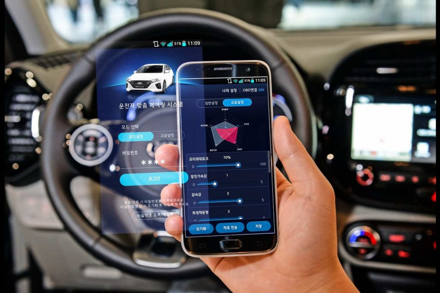 Car News | Hyundai smartphone-EV pairing technology | CompleteCar.ie