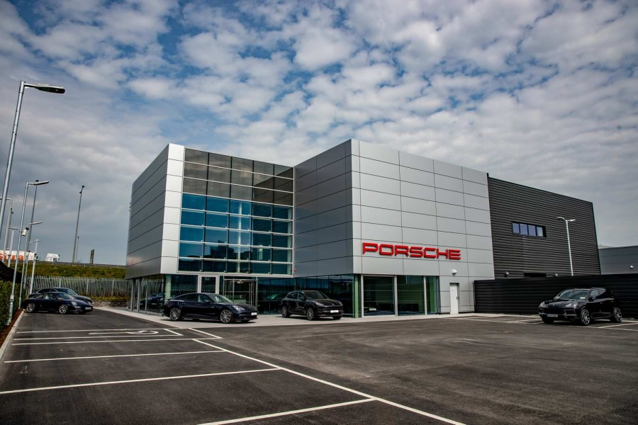 Car Industry News | New Porsche Centre opens in Dublin | CompleteCar.ie