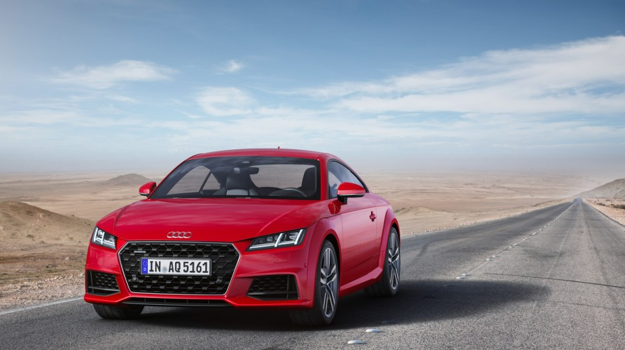 Car News | Updated Audi TT arrives in Ireland | CompleteCar.ie