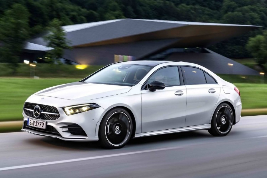 Car News | New Mercedes A-Class saloon arrives in Ireland | CompleteCar.ie