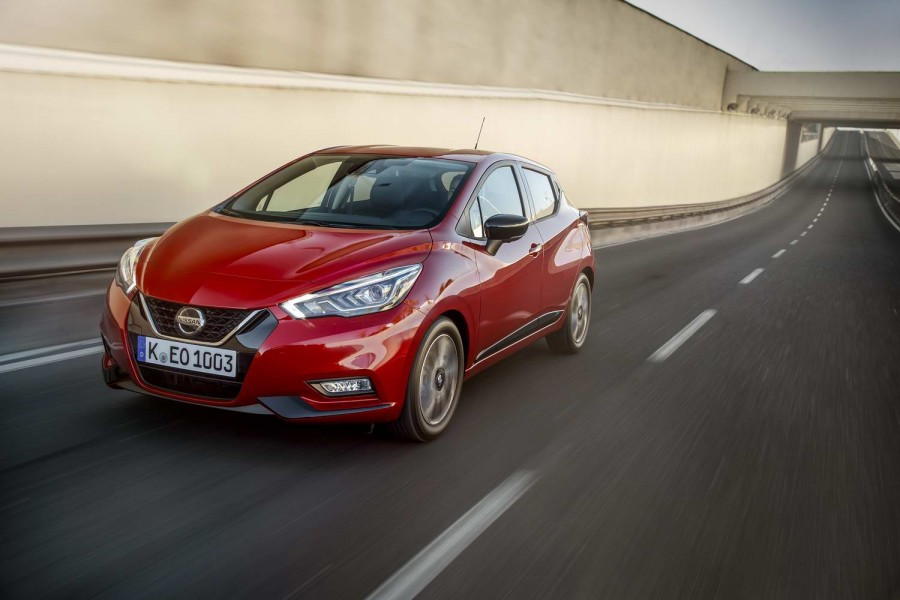 Nissan Ireland moves car sales online