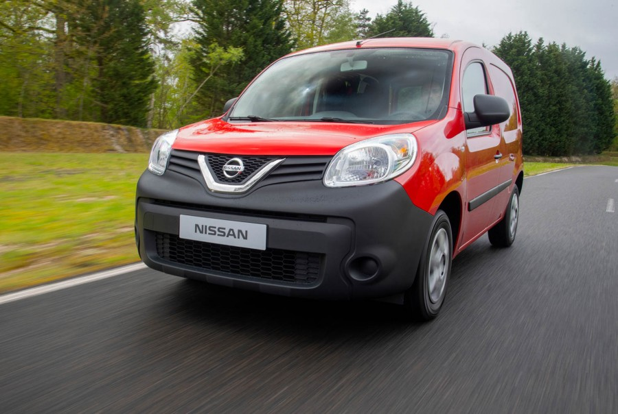 Nissan launches new NV250 van