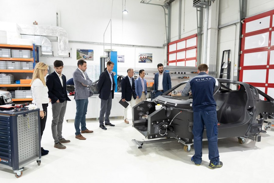Car Industry News | Hyundai and Kia invest in Rimac | CompleteCar.ie