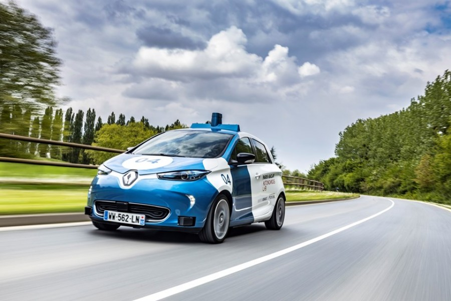 Renault lays out its future of mobility