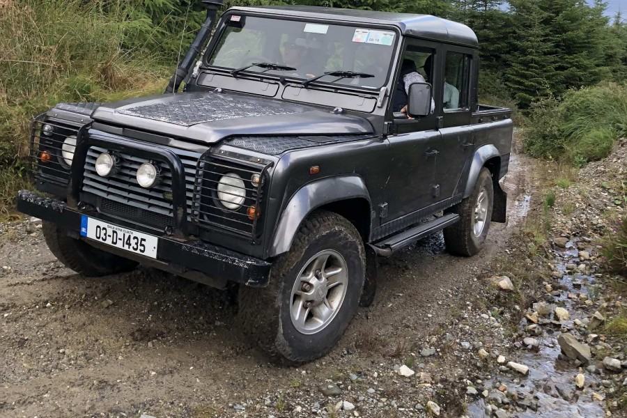 Car News | Ashford Castle opens off-roading course