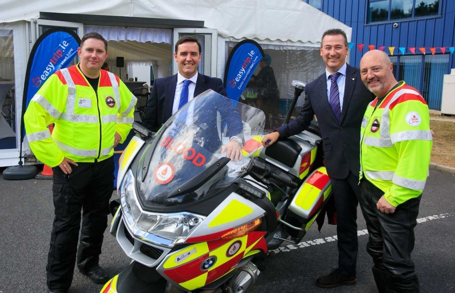 Car Industry News | Easytrip extends support with Blood Bikes | CompleteCar.ie