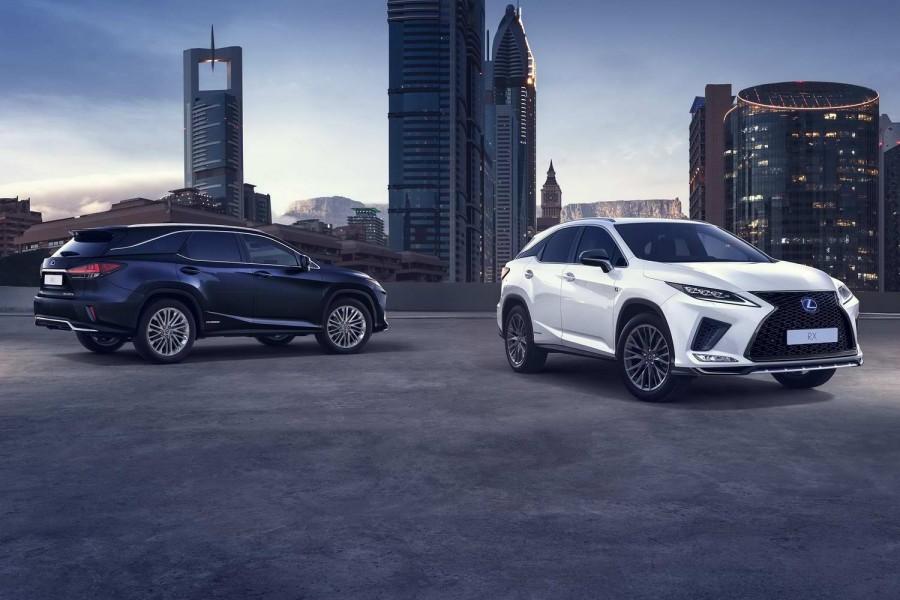 Lexus Hybrid Suv >> Lexus Updates The Rx Hybrid Suv Car And Motoring News By