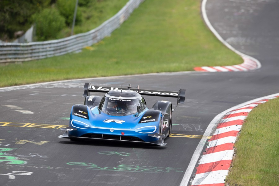 Car News | Volkswagen clinches electric Nurburgring record