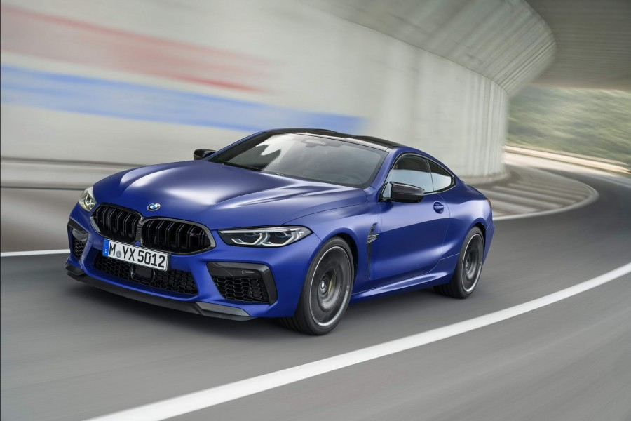 Car News | 2020 BMW M8 surfaces with 625hp