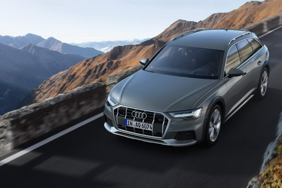Audi A6 allroad returns for fourth outing
