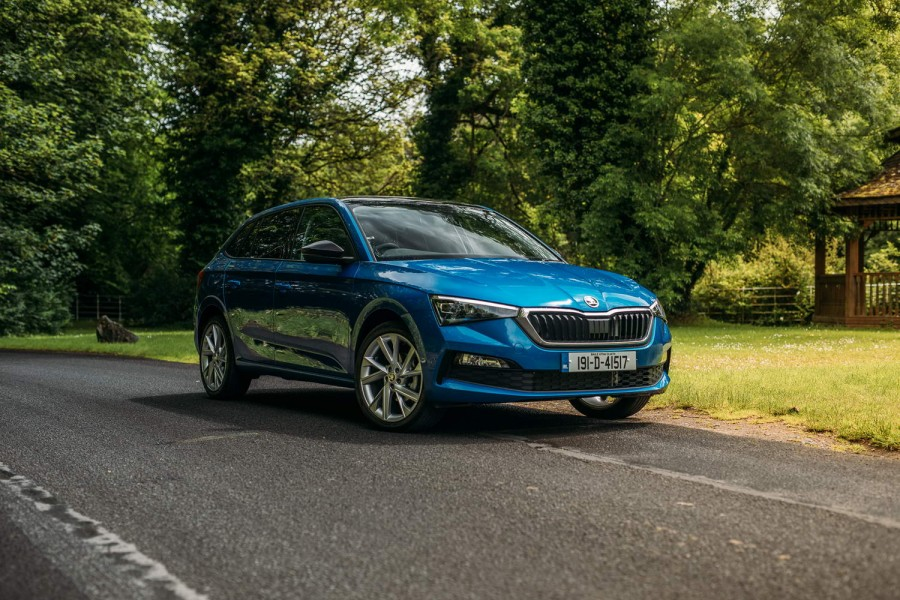 Car News | Skoda introduces new Scala to Ireland | CompleteCar.ie