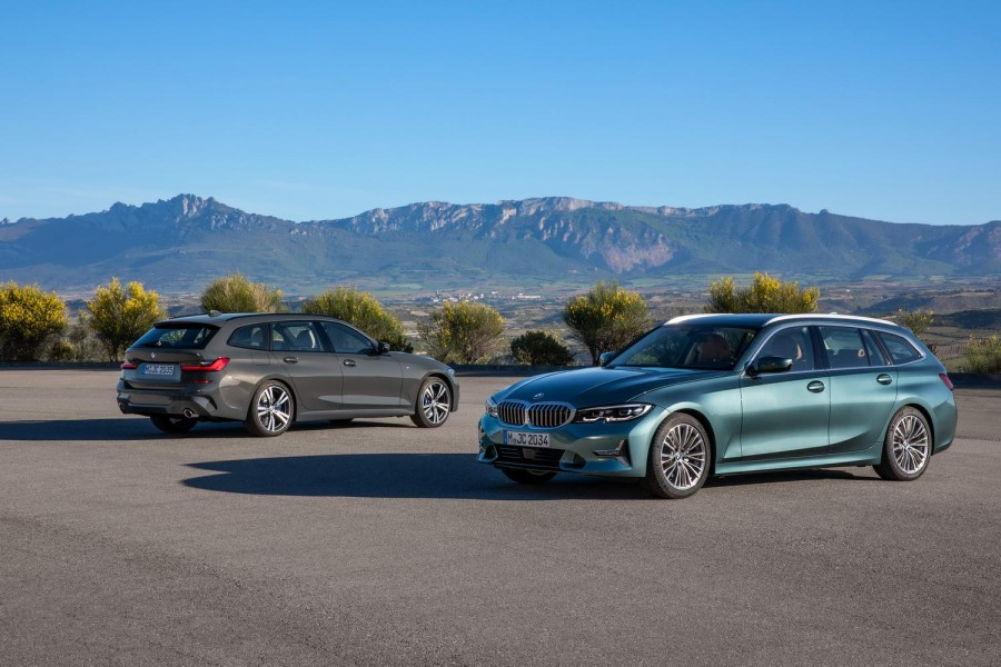 Car News | BMW unveils new 3 Series Touring estate | CompleteCar.ie