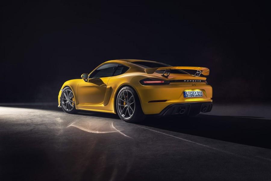 Car News | Porsche unveils Cayman GT4 and Spyder | CompleteCar.ie