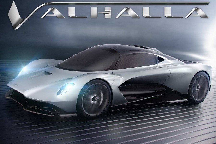 Car News | Aston AM-RB 003 ascends to Valhalla | CompleteCar.ie