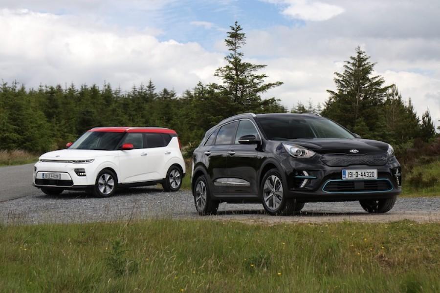 Car News | Kia e-Niro and Soul EV pricing confirmed | CompleteCar.ie