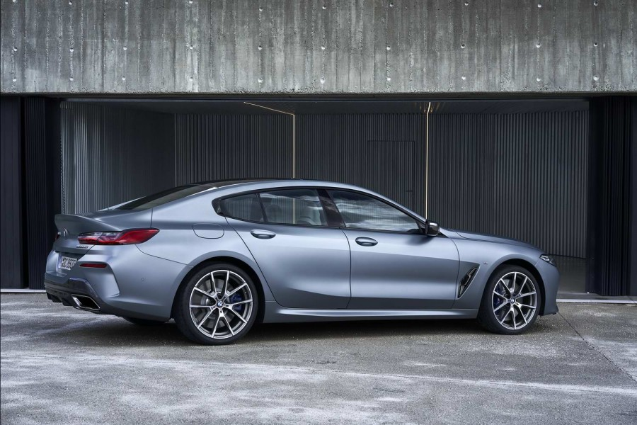 Car News | BMW reveals 8 Series Gran Coupe | CompleteCar.ie