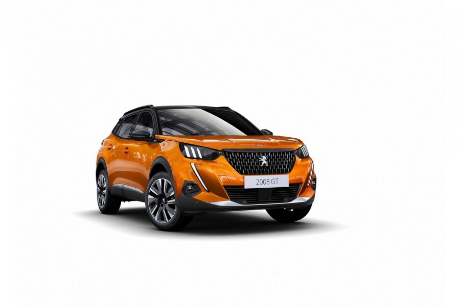 Car News | New Peugeot 2008 gets electric version | CompleteCar.ie