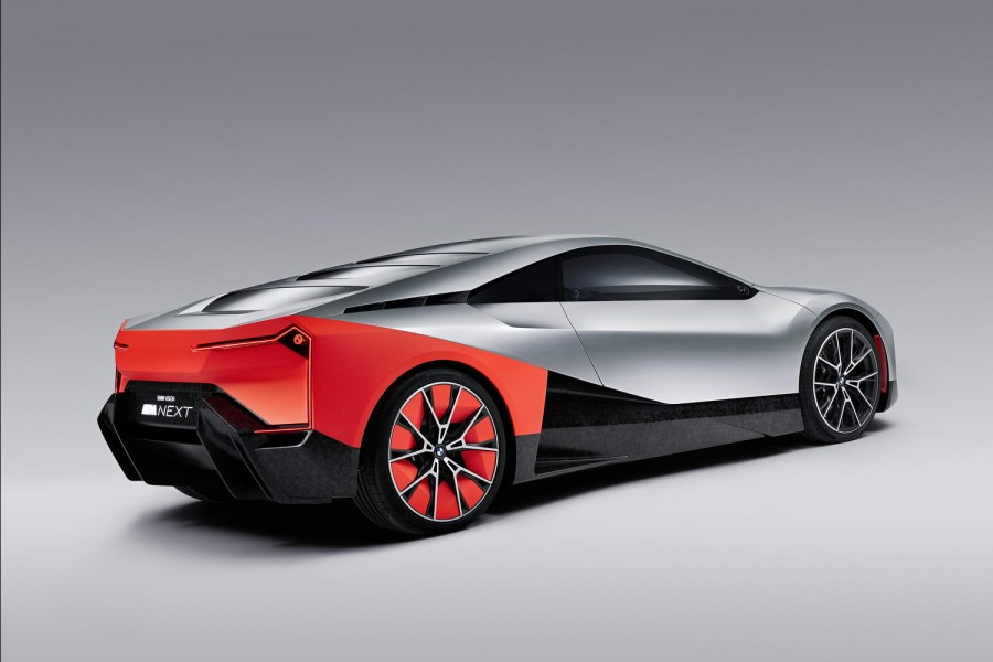 Car News | BMW M concept previews next-gen hybrid sports car | CompleteCar.ie