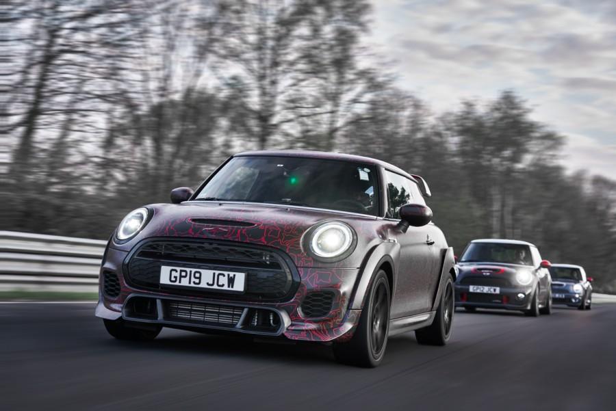 Car News | First look at MINI JCW 'GP3' | CompleteCar.ie