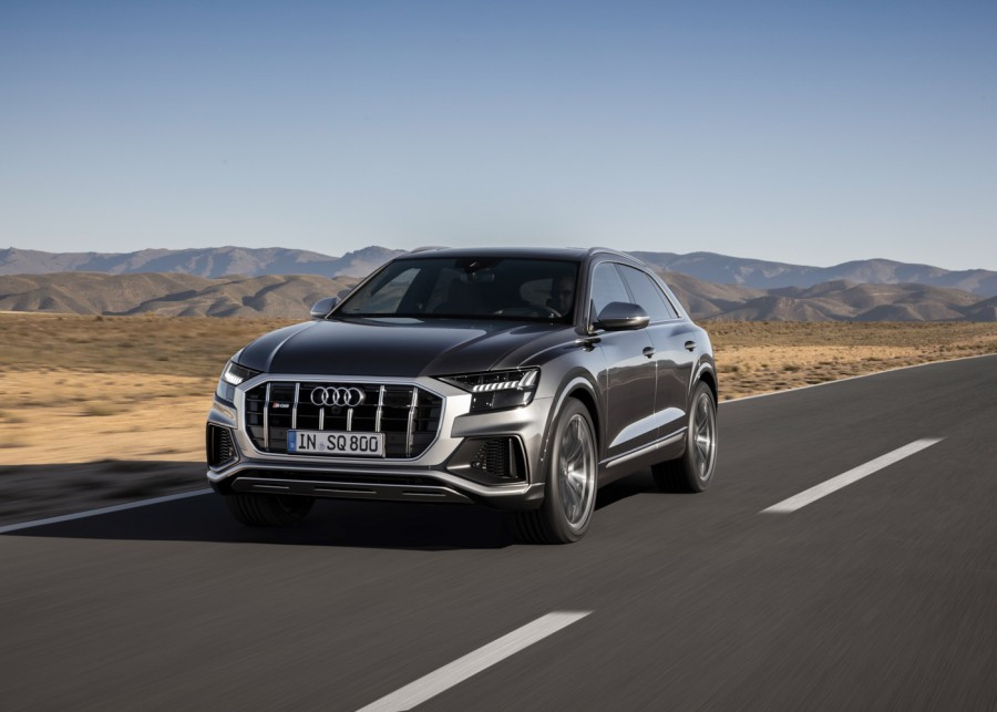 Car News | Audi confers S-powers on Q8 | CompleteCar.ie